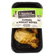 3596690764317 - La Nouvelle Agriculture - 2 Cuisses de Poulet rôties