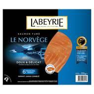 Labeyrie - Saumon fumé Norvégien, 215g