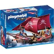 4008789066817 - PLAYMOBIL® Pirates - Chaloupe des soldats