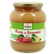 3380390203418 - Priméal - Purée de pomme Bio sans sucre ajoutés