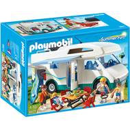 4008789066718 - PLAYMOBIL® Summer Fun - Famille avec camping-car