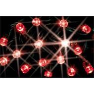 3602904896818 - Cora - Guirlande électrique extérieure 60 lampes led animées rouges