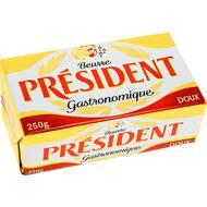 Président - Beurre Doux gastronomique