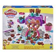 5010993727018 - Play-Doh - La chocolaterie + 5 pots de pâte à modeler