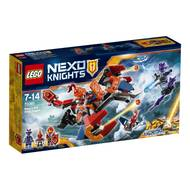 5702015867818 - LEGO® Nexo-knights - 70361- Le dragon-robot de Macy