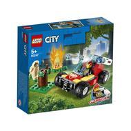 5702016617818 - LEGO® City - 60247- Le feu de forêt