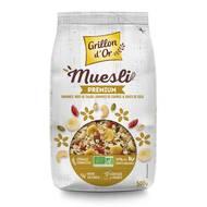 3421557920219 - Grillon Or - Muesli premium bio