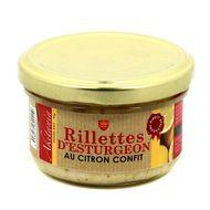 3558070600219 - Akitania - Rillette d'esturgeons au citron confit