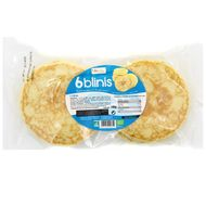 3531150000819 - Biobleud - 6 Blinis bio