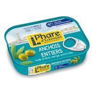 3263670591019 - Phare d'Eckmuhl - Anchois entiers à l'huile d'olive bio