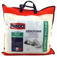3307418042019 - Dodo - Oreiller Ergonomique MEMOFORME