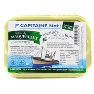 3522920012019 - Capitaine Nat - Filets de maquereaux marinés au vin blanc