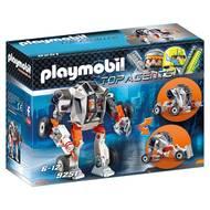 4008789092519 - Playmobil® Top Agent - Chef de la Spy Team avec Robot Mech
