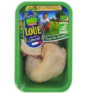 3266980462819 - Loué - Cuisse de Poulet fermier Bio