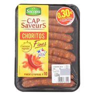 3039050633019 - Socopa - 10 Choritos fines