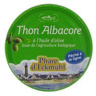 3263670454017 - Phare d'Eckmuhl - Thon Albacore à l'huile d'olive bio