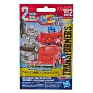 5010993604319 - Transformers - Hasbro - Figurine Cyberverse Tiny Turbo Change- Transformers