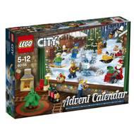 5702015866019 - LEGO® City - 60155- Le calendrier de l'Avent