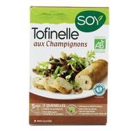 3259010008019 - Soy - Tofinelle aux champignons bio