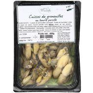 3372461200020 - Maison Malartre - Cuisses de grenouilles au beurre persillé