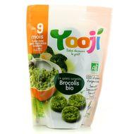 3760234501120 - Yooji - Purée de brocolis bio surgelée en portions dès 9 mois