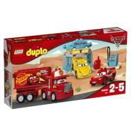 5702015866620 - LEGO® DUPLO® Cars - 10846- Le café de Flo