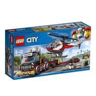 5702016077520 - LEGO® City - 60183- Le transporteur d'hélicoptère
