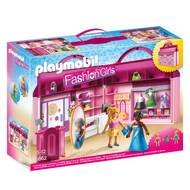 4008789068620 - PLAYMOBIL® Fashion girl - Magasin transportable
