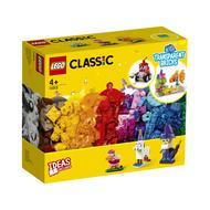 5702016888720 - LEGO® Classic - 11013- Briques transparentes créatives