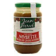 3390390000221 - Jean Hervé - Purée de Noisette au sucre canne bio