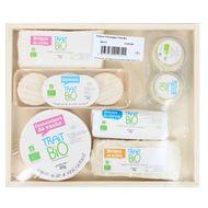 3573230010721 - Trait Bio - Plateau 6 fromages bio aux 3 laits