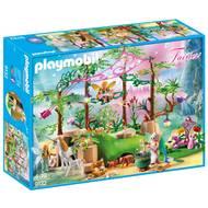 4008789091321 - PLAYMOBIL® Fairies - Forêt enchantée
