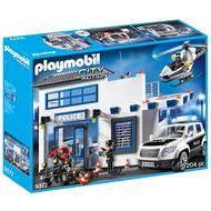 4008789093721 - PLAYMOBIL® City Action - Poste de police et véhicules