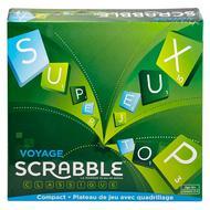 0887961104721 - Mattel - Scrabble de voyage- CJT12