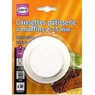 3257982135788 - Cora - Caissettes à muffins 75mm
