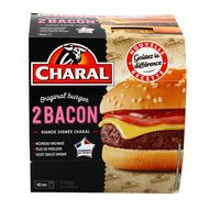3181232138321 - Charal - Bacon Burger