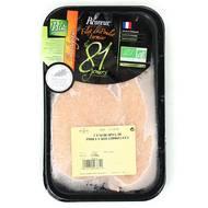 3422210438621 - Le Picoreur - Escalopes de poulet Bio