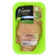 3422210438621 - Le Picoreur - 2 Escalopes de poulet Bio