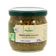 3700477609221 - Priméal - Petits pois bio extra fins Origine France