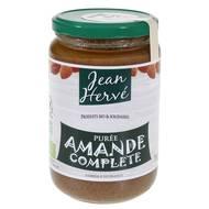 3390390000122 - Jean Hervé - Purée d'amande complète Bio
