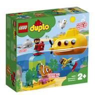 5702016680522 - LEGO® DUPLO® - 10910- L'aventure en sous-marin