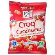 3421557401022 - Grillon Or - Croq' cacahuète, bio