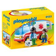 4008789091222 - PLAYMOBIL® 1.2.3 - Ambulance