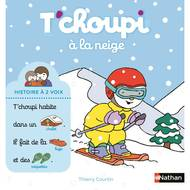 9782092581322 - T Choupi - A la neige