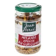 3390390003222 - Jean Hervé - Mélange apéritif bio au curcuma