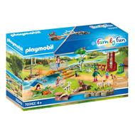 4008789703422 - PLAYMOBIL® Family Fun - Jardin animalier