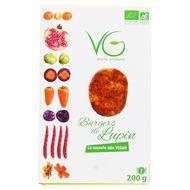 3760099533922 - Vg Vegetal Gourmand - Burgers de Lupin