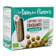 3380380074622 - Le pain des fleurs - Tartine bio craquante Souchet