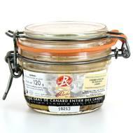 3356650021023 - Panache Des Landes - Foie gras de canard entier des Landes Label Rouge