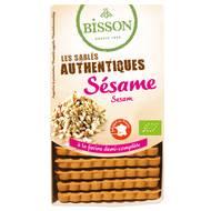 3760005021123 - Bisson - Les Authentiques biscuit sésame bio